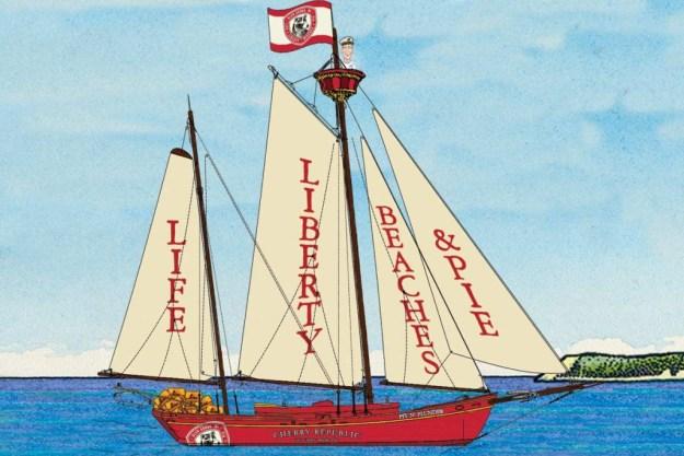 Cherry Republic Tall Ship