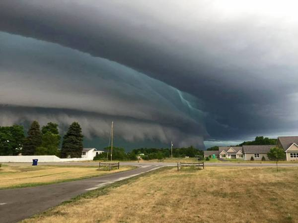 Summer Storm 2015