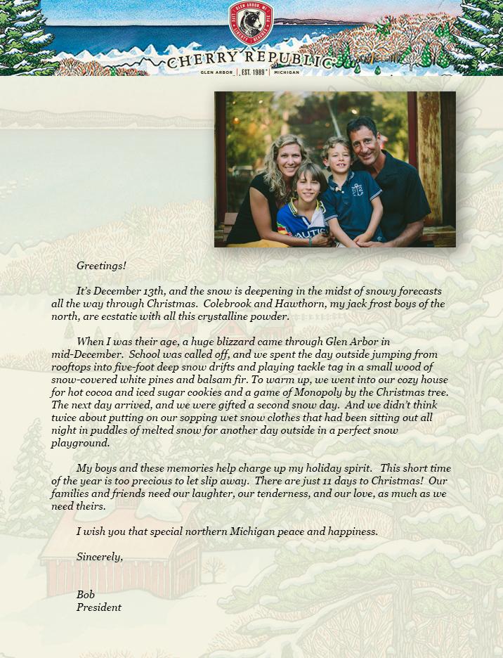 Sutherland Letter