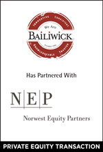 Bailiwick announces partnership agreement with Norwest Equity Partners