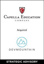 Capella Education Company Acquired DevMountain