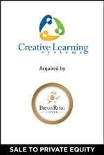 Creative Learning Systems acquired by Brass Ring Capital