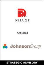 Deluxe Corp. acquired Johnson Group