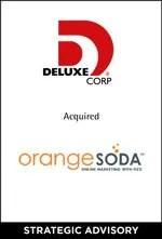 Deluxe Acquires OrangeSoda, Inc.
