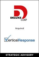 Deluxe Corporation Acquired VerticalResponse