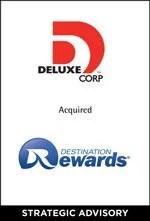 Deluxe® Acquires Destination RewardsÃÂÂÃÃÂÃ��'''ƒÃƒÂƒÃ''ƒÃ'ƒÃÂÂÃÃÂÃ��'''ƒÃƒÂƒÃ'''Ã'Â'ÃÂÂÃÃÂÃ��'''ƒÃƒÂƒÃ''ƒÃ'Â'ÃÂÂÃÃÂÃ��'''ƒÃƒÂƒÃ'''®
