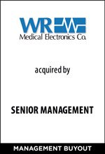 WR Medical Electronics acquired by Senior Management