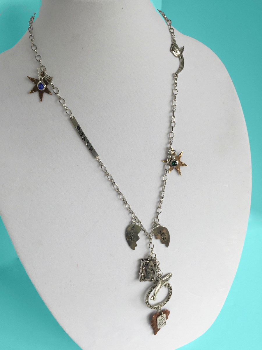 Personalized Custom Memory Necklace