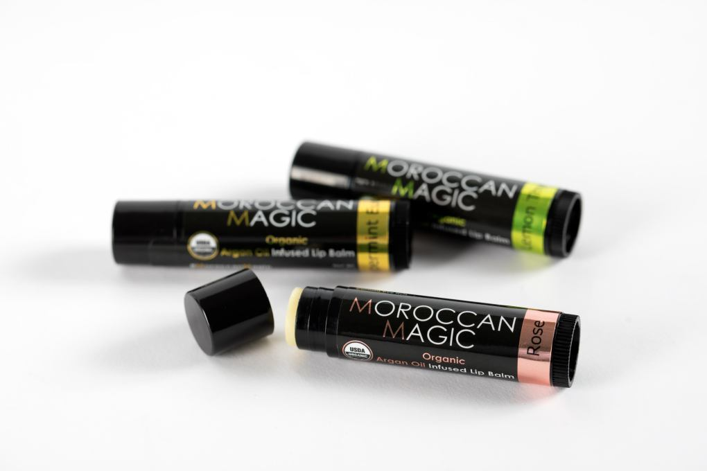 Moroccan Magic Lip Balm Coming to CVS
