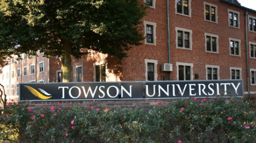 Towson University Anti-Trump Rally Turns Anti-White