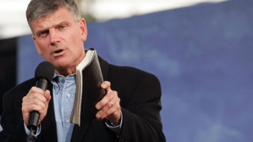 Franklin Graham's Inaugural Prayer for Trump Under Fire From Muslims