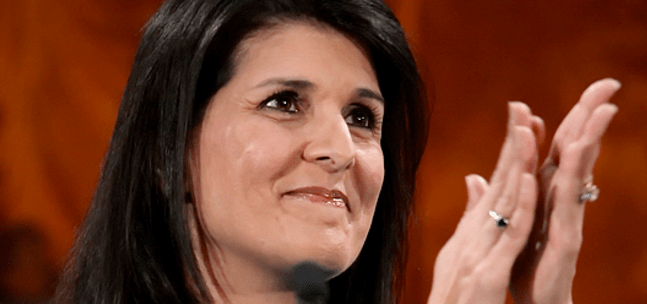 U.N. Ambassador Nikki Haley Rips Security Council's 'Breathtaking' Anti-Israel Bias