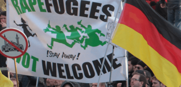 Germany, overrun, paying migrants to go home