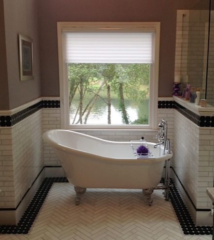 Free Standing Vs Built In Bathtubs Alpharetta Milton