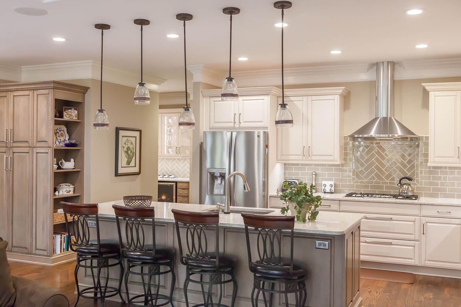 Traditional Kitchen - Cheryl Pett Design on Traditional Kitchen Decor  id=43510