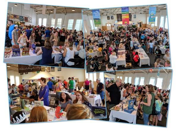 The Chesapeake Children's Book Festival - June 16th, 2018