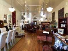 Inside LivAgain, a renovated store in Cambridge, MD