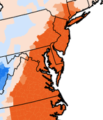 "Chesapeake Bay curse map - ""Shit"""