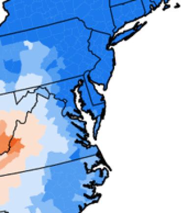 "Chesapeake Bay curse map - ""Gosh"""