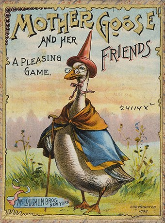 Mother Goose & Friends book cover