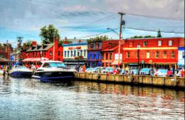 Annapolis, MD city dock