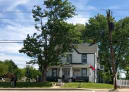 Solomon's Island house