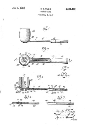 Falcon Pipe