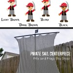 Pirate Sail Pirate Party Ideas