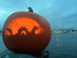 Pirate Pumpkin Carving Ideas | Pirate Adventures on the Chesapeake