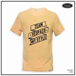 <b>VESPACO</b> <br>V-009 | Yellow