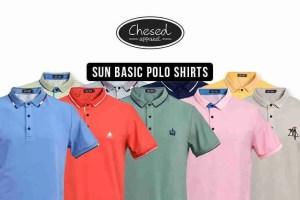 Sun Basic Polo-Shirts