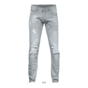 <b>LZLER JEANS</b> <br>870 | L. Grey