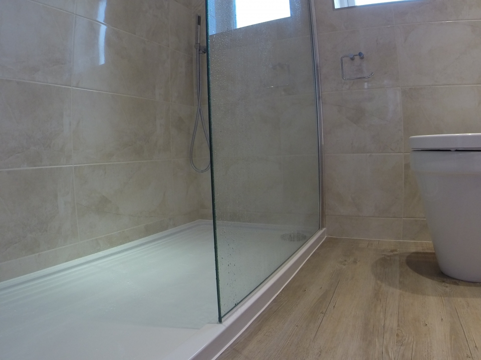 cheshire tiling bathrooms