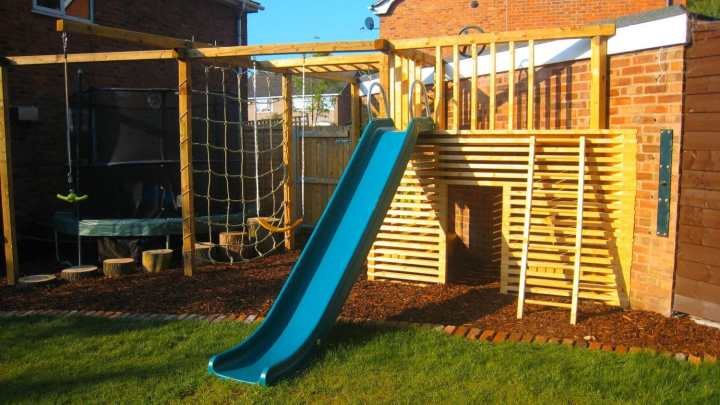 bespoke play area