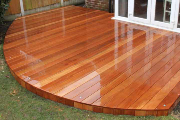Decking knutsford