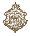 Grosvenor Lodge badge