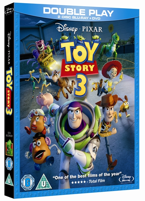 Toy Story 3 DVD Release - Notes to Self  Toy Story 3 2010 Dvd