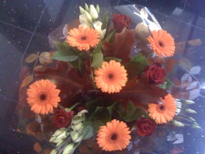 Happiness in a bouquet by Interflora