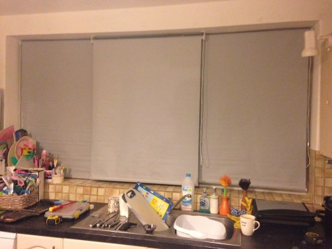 After:  The Kitchen Window