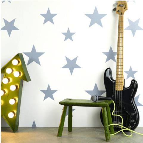 Hibou-Home-Wallpaper-Stars