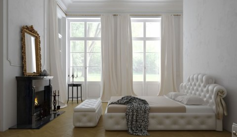 Clover and Thorne Curtains Touch Collection
