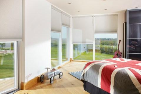 Duette Energy Saving Blinds kids bedroom 3