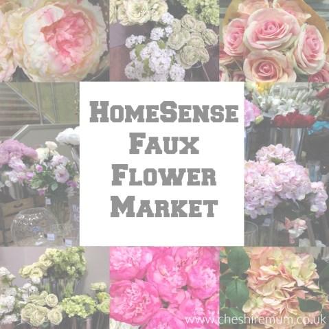 HomeSense Faux Flower Market10