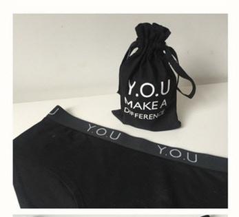 Y.O.U. underwear and pouch