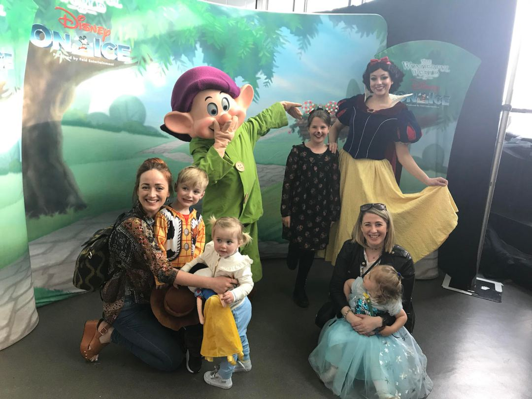 Disney on ice Liverpool