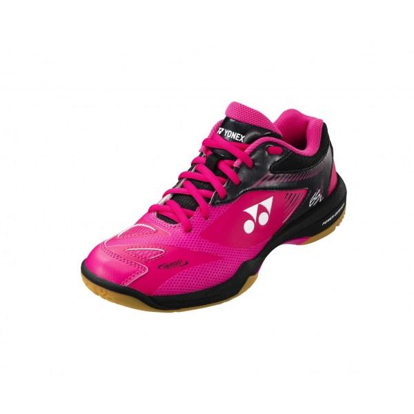 Yonex SHB65 X2 - zwart/pink - badmintonschoenen