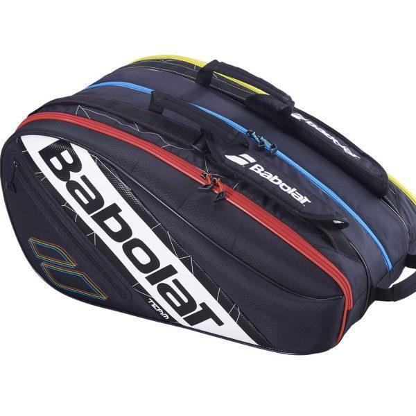 Babolat padel racketbag zwart-wit - 2021