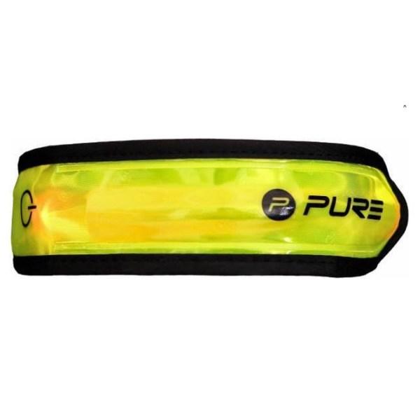 Pure2Improve Reflective Armband - 3 standen LED