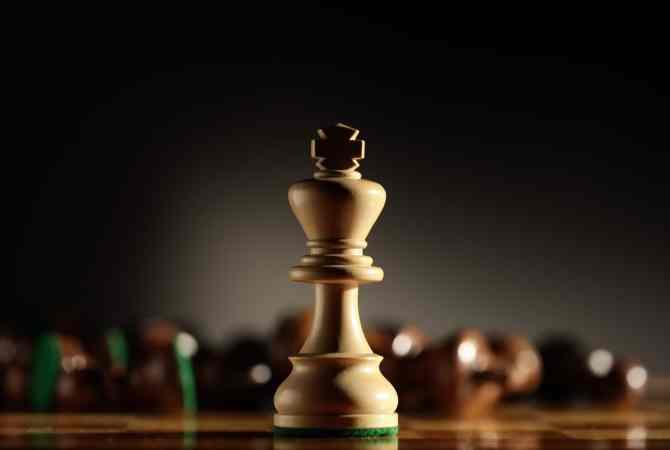 Chess Master Illustration