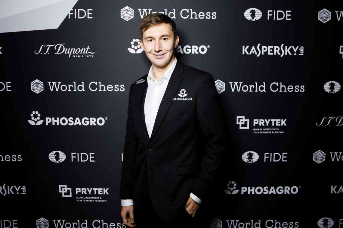Sergey Karjakin spoke to Chessable